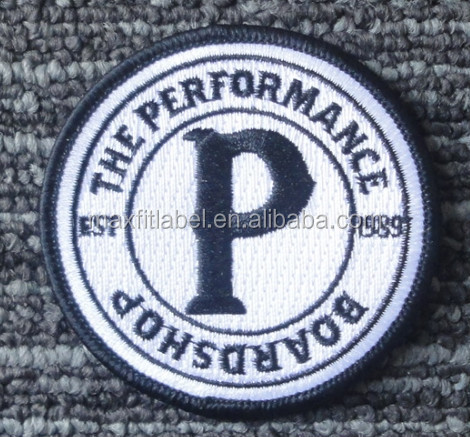 Factory Broderie, Letter Embroidery Patch, Custom Patches Embroidery Logo