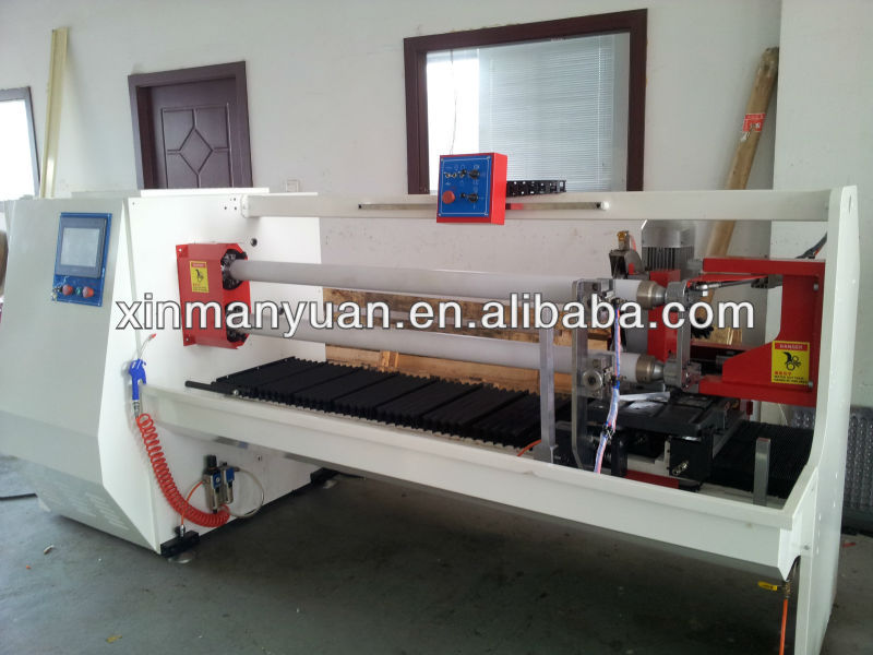 Automatic Double Sided Tape/PVC Tape / BOPP Tape Cutting Machine