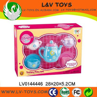 2015 New plastic tea set toy, kids tea set,toys tea set LV0144446