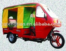 250cc trike chopper with pole and cloth