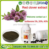 High Quality Trifolium pratense L extract / Red Clover Extract /Trifolium Extract