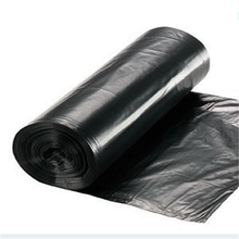 Waste Flat Bags Custom Printing on Roll with Good Quality