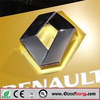 Luxury Custom Outdoor Car Led Logo