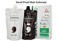 HOT!Savol Tianfeng Black Hair color cream 460mlx2
