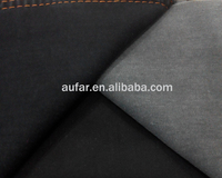 2016cotton denim jeans fabric cotton poly denim fabric for coverall fashion polyester/cotton denim fabric for clothing