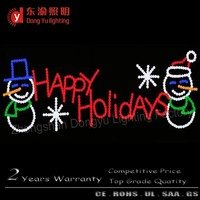 xmas led Happy Holiday Merry Christmas holiday time living decoration motif lights