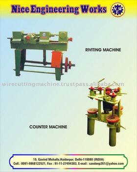 hinges machine