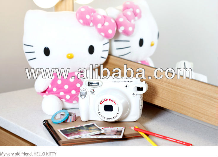 Fuji Fujifilm Instax Hello Kitty 210 Wide Instant Film Picture Polaroid Camera