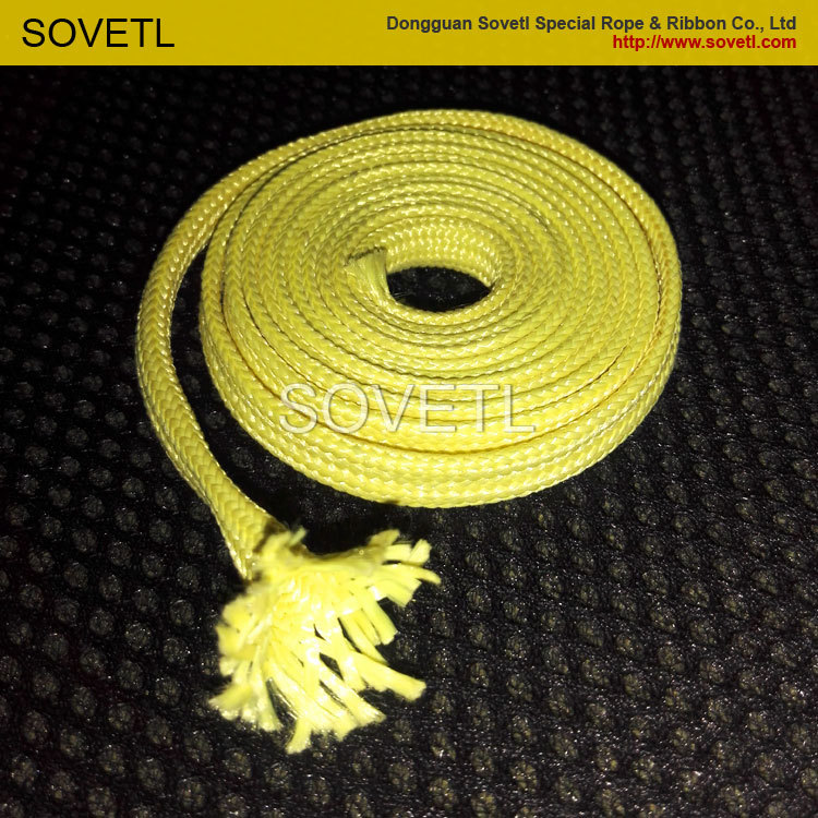 Kevlar Tubing and Sleeves for Automotive Glass Tempering Furnace