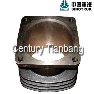 SINOTRUK HOWO and STEYR Tractor,Cargo And Dump Truck Parts: HOWO Engine -- Cylinder Body