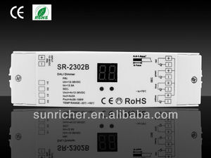 Factory supply DALI dimmer/DALI dimmer for led light