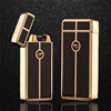 Hot selling electronic usb lighter,usb fireplace lighter,usb charged lighter for cigarette