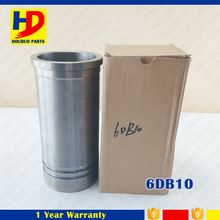 6DB1 6DB10 Engine Cylinder Liner Kit For Mitsubishi