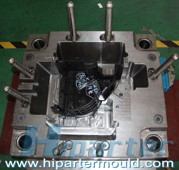 Injection plastic auto car dashboard mould/mold
