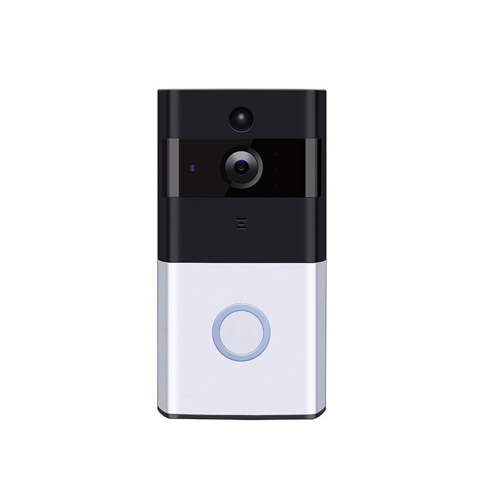 2018 Meisort nuevo estilo WiFi Smart Visual de intercomunicación de vídeo habilitadas timbre cámara de baja potencia timbre ML10 - ANKUX Tech Co., Ltd