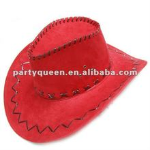 RED Mexico Cowboy hat C-B007