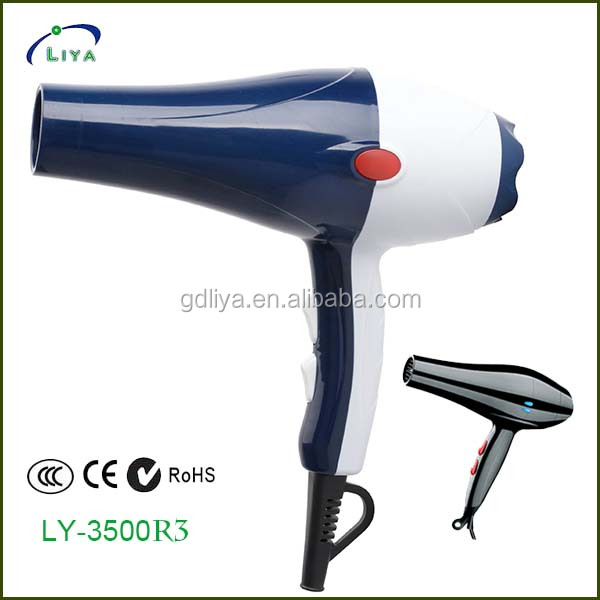 Hair Dryer Rotating Brush