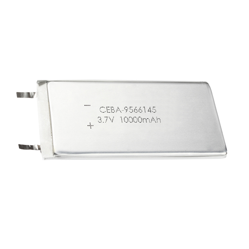High capacity 10000mah lithium ploymer 3.7v 9566145 li li-po battery cell 10000mah rechargeable lithium polymer battery