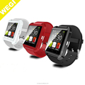 All in One Multi-color Silicone Wrist Smart Health Watch U8