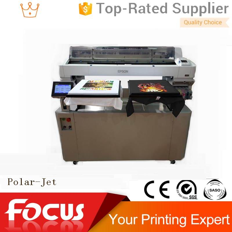 Firm in structure hot sale digital t shirt printer