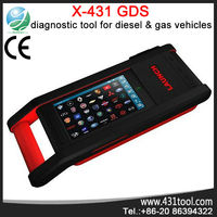 CE certificated used car diagnostic scanner X-431 GDS wholesale price