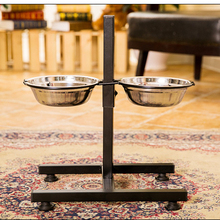 High Quality Elevated Pet Dog Water Custom Stainless Bowl