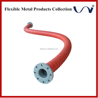 Flanged Transmission Flexible Metal Oil Hose