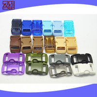 China colored Plastic buckles,bag buckle plastic,side release buckles wholesale