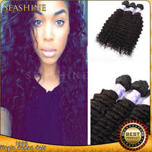 NEW ARRIVALS Cheap Peruvian Deep curl Virgin Hair Wave bundles 6A Unprocessed stock available in stock
