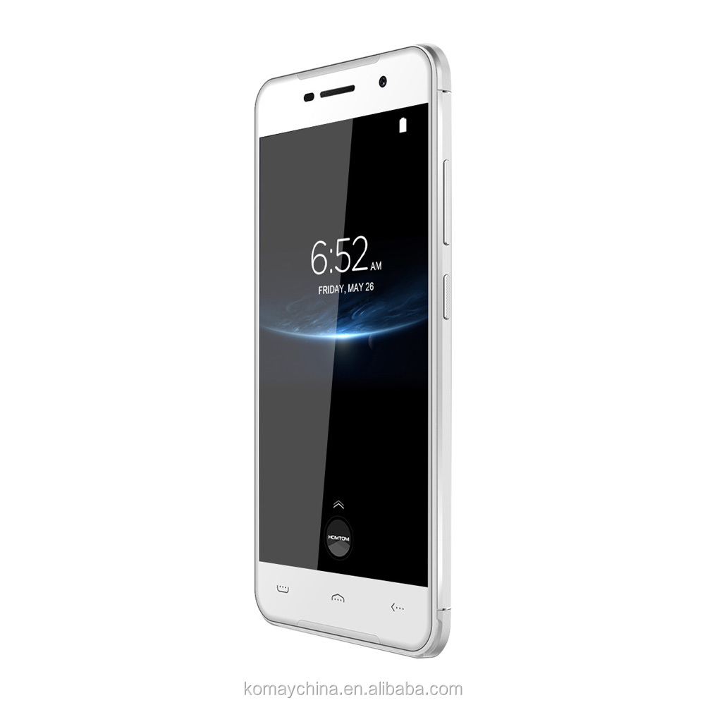 HOMTOM HT37 PRO Fingerprint Mobile Phone MTK6737 Quad Core Android 7.0 Cellphone 1280*720 3GB+32GB RAM/ROM Smartphone