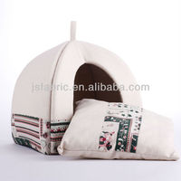 2016 On Sale New Arrival Warming Dog House Soft Material Dog Pet House