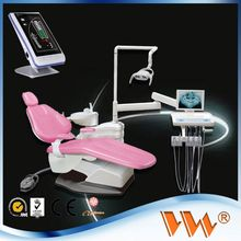 Hot sale used dental x-ray equipment with 4 hole LED dental handpiece