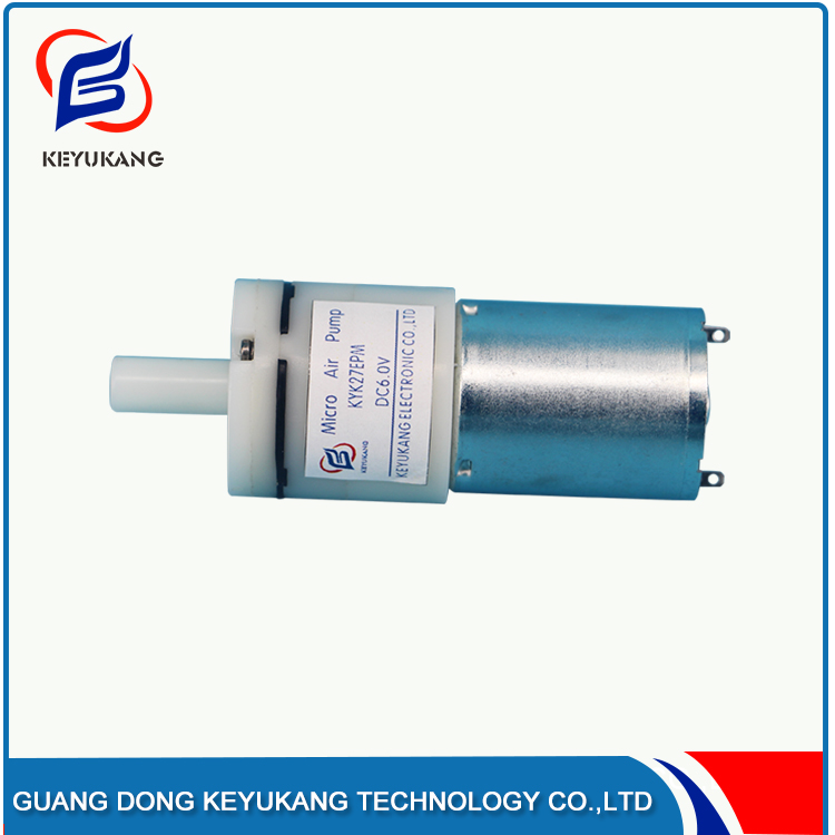 High Volume Low Pressure Micro Air Pump For Medical Equipment