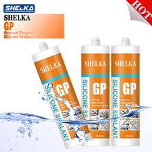 High quality construction chemical concrete joints Silicone Sealant