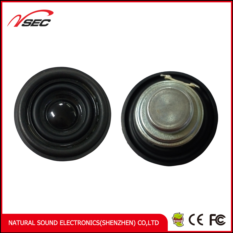 2017 china High quality round speaker driver for bluetooth mini multimedia speaker system drivers 4ohm 3w 40mm round speaker