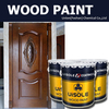 light brown fast dry wood sealer paint for furniture