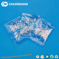 moisture absorbing silica gel packets to solve water damage