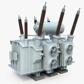 138 kv 15 mva power transformer stepdown