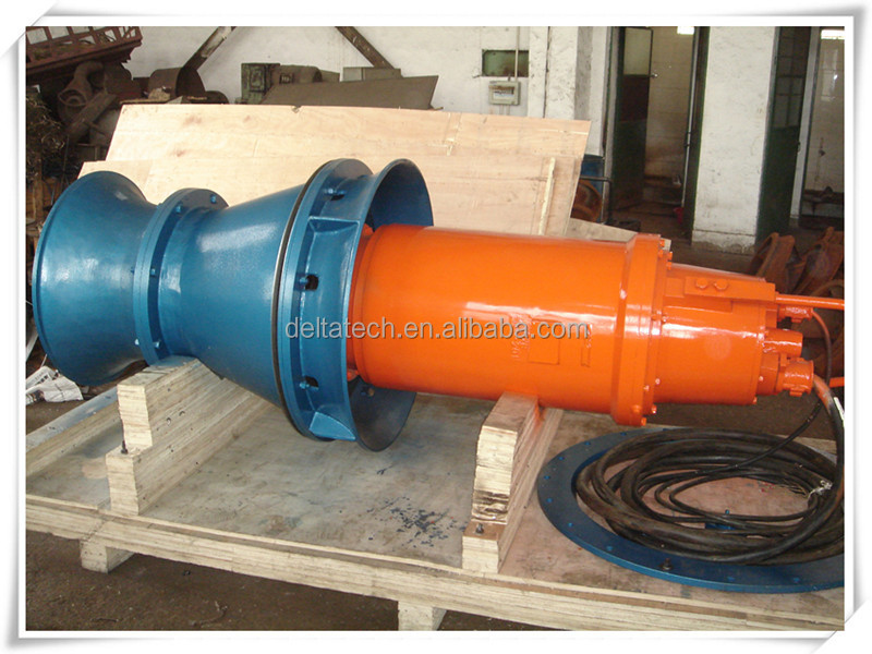 Axial Flow Propeller Pumps : Single suction axial flow propeller submersible pump buy