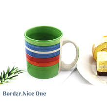 Cheap Coated Sublimation Ceramic Square Mug Cup For Promotional Item