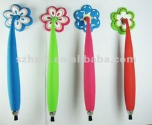 2012 new fashion design decorative fridge magnet pen