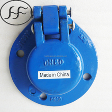 Ductile Iron Metallic seated Flap valve
