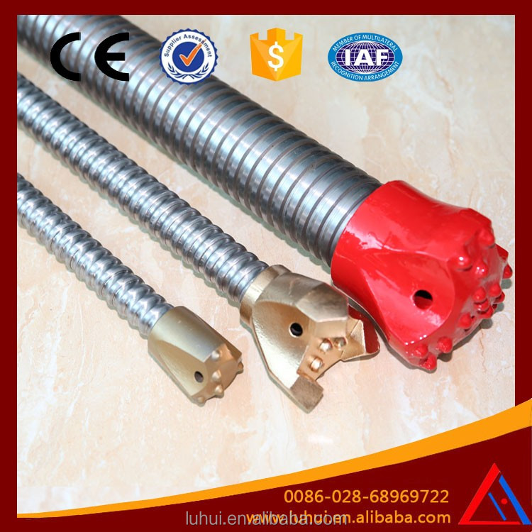 LUHUI T76 High Strength Steel Mining Rock Anchor Bolts