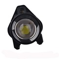 led white zoom hunting equipment red dot sight night vision light