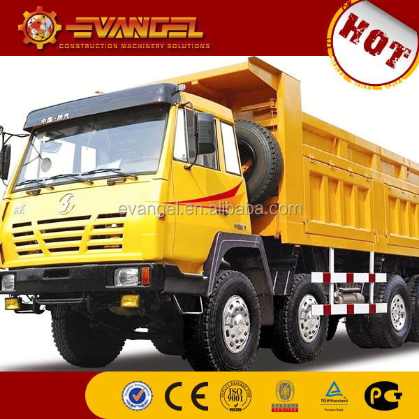 dump trucks 15 ton SHACMAN brand dump truck with crane dump truck in uae for sale