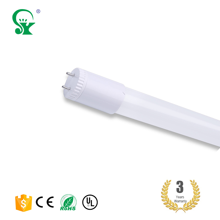 cheap 18W t8 led tube light CE 5600k high voltage 1200mm 4ft t8 led light