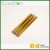 Glossy Bright Gold Hot Stamping Foil for Paper, Plastic, PVC, Cardboard, Invitation Cards, and Wedding Cards SIH078