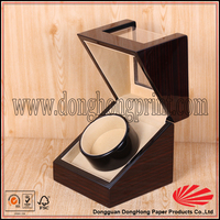 High Quality Elegant Handmade Fashion Wooden Luxury Watch Box