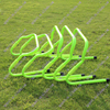 foldable plastic soccer training speed hurdles agility hurdles SGN127 soccer equipment