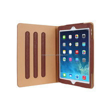 Amazon Hot Laptop Trends For iPad pro Fashion Leather Case Cover Stand Holder Multi Color Tablet PC Pouch For ipad Case